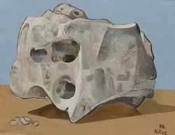 Stein aus Megiddo