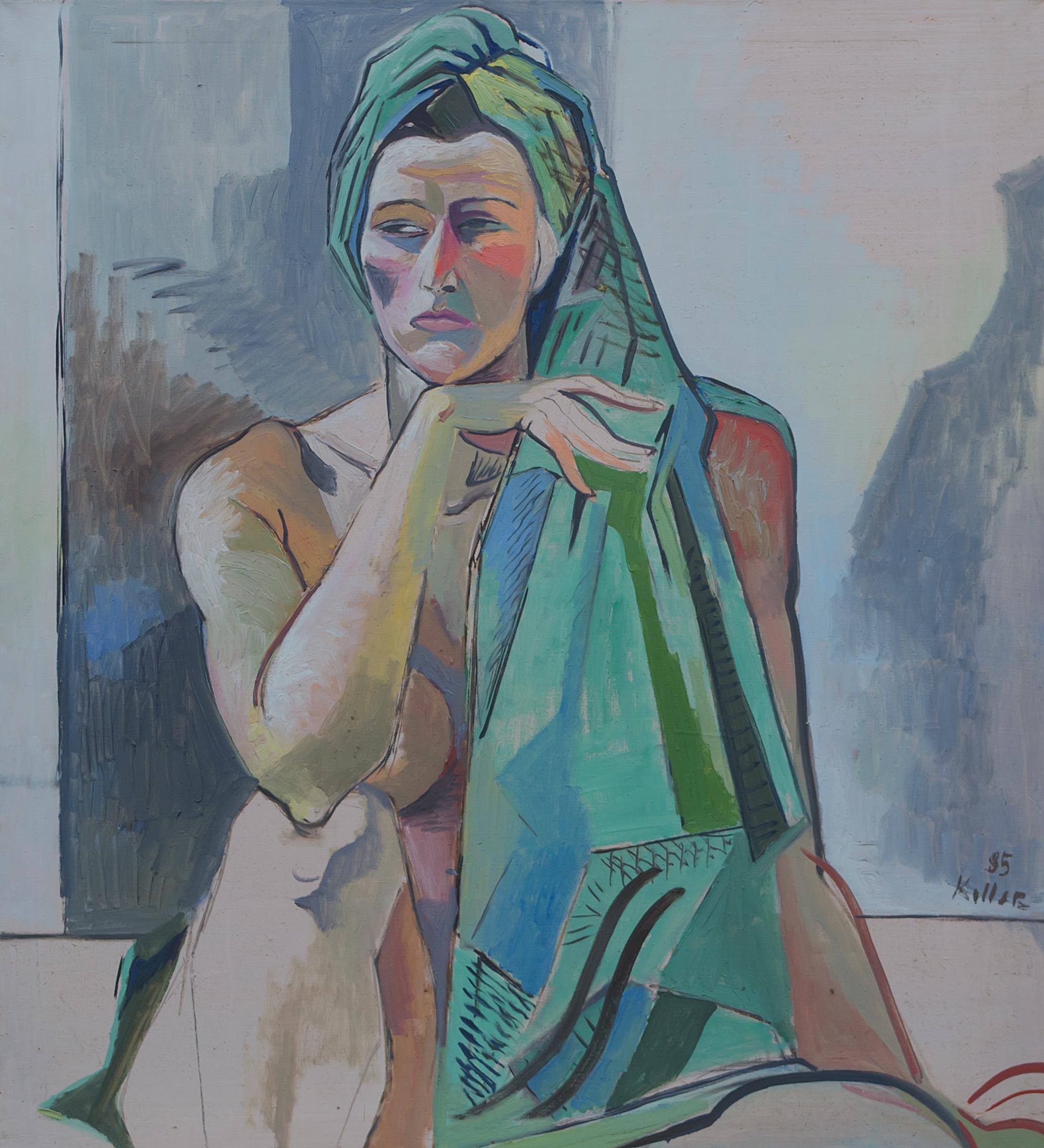 Das grüne Tuch