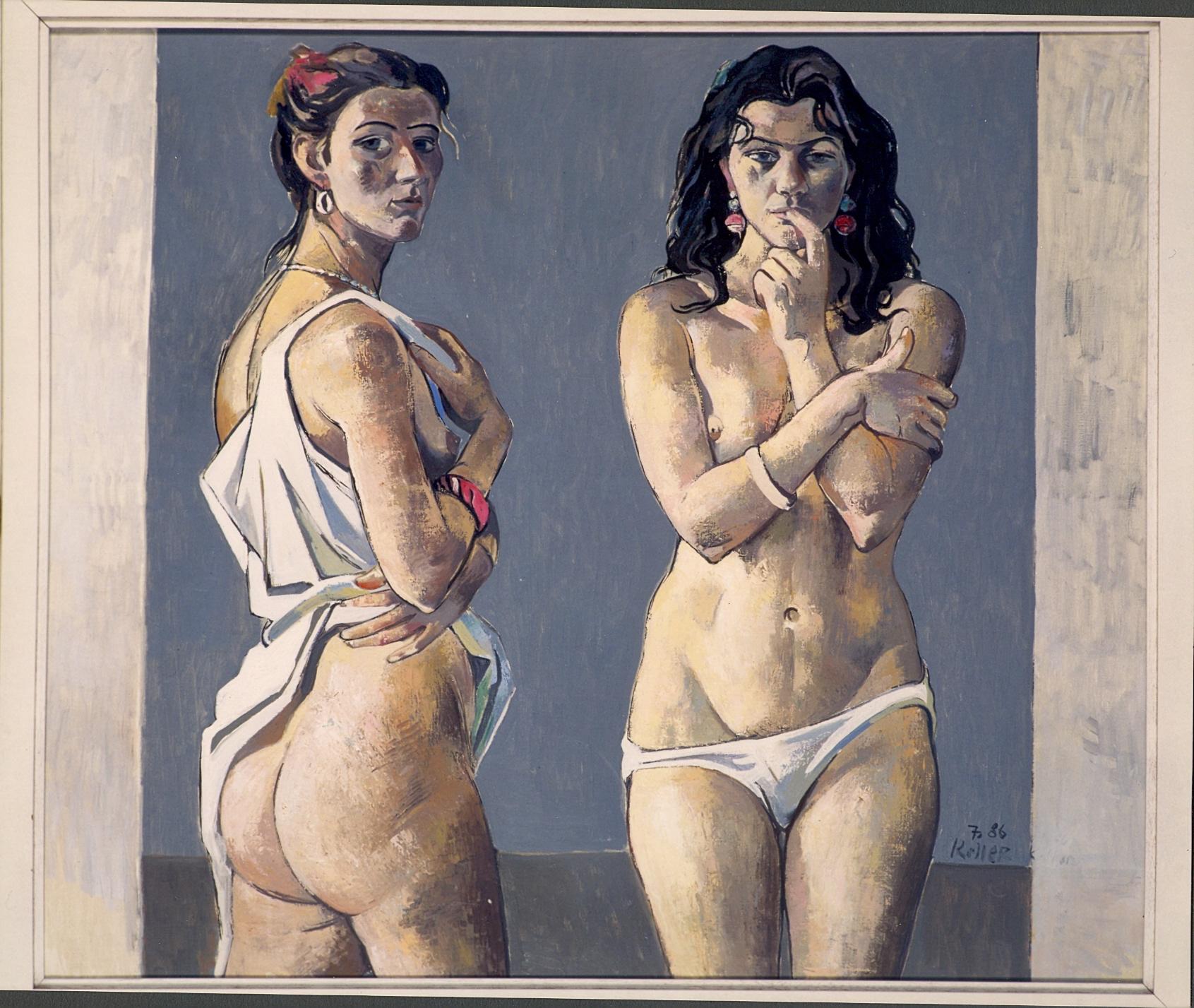 Carolin + Claudia
