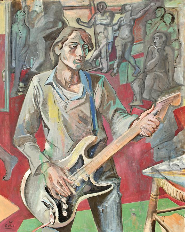 Philipp mit Gitarre