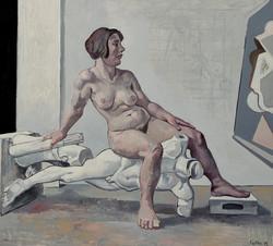 Der Tod der Kunst und des Künstlers in der Restaurierung
