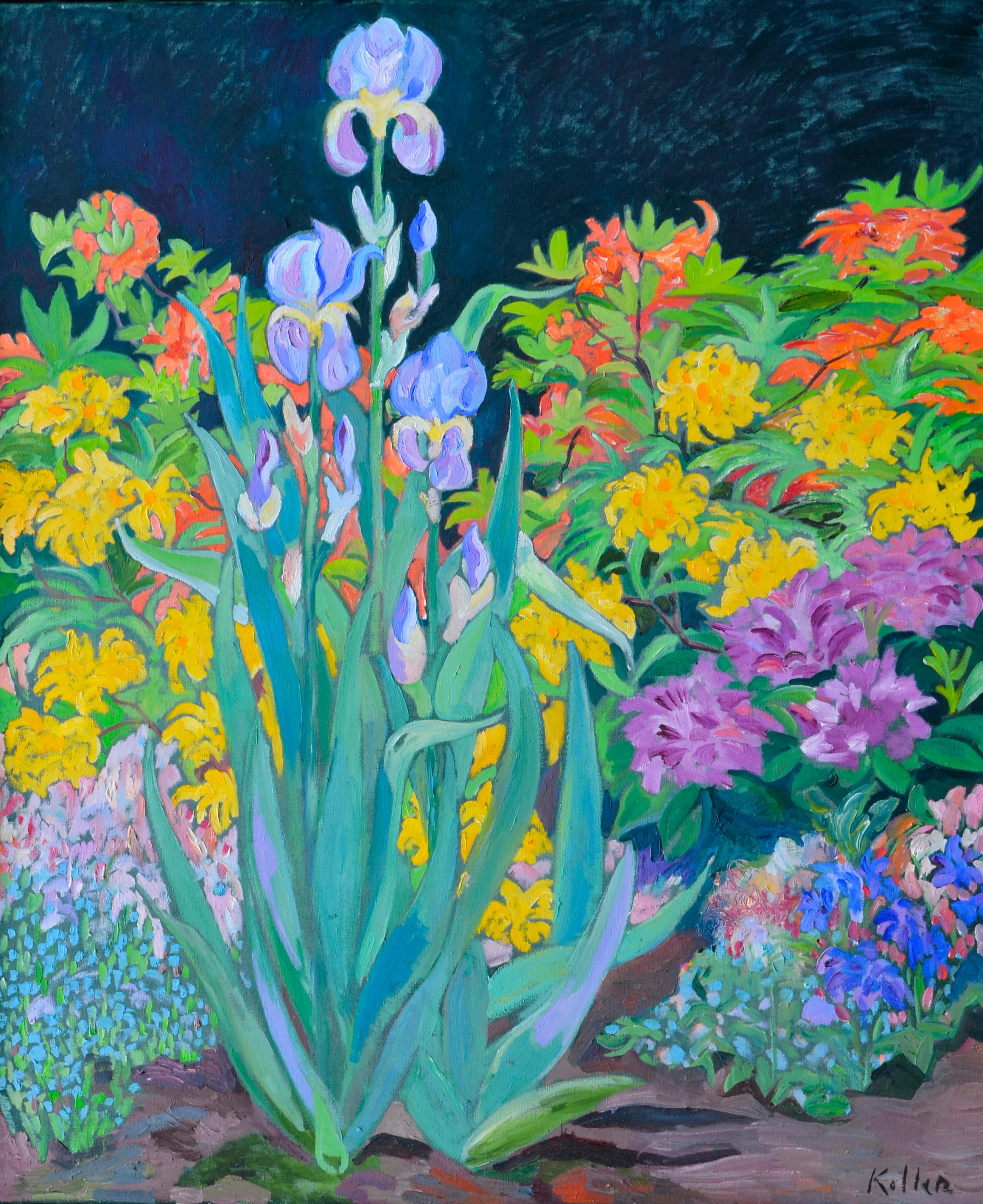 Doris' Garten im Mai