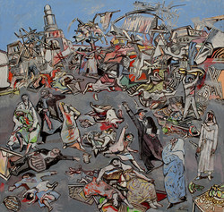 Bombenattentat auf Jerusalem