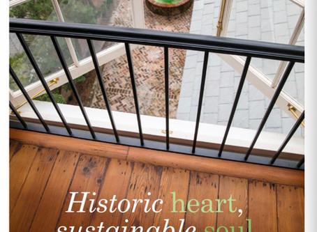 Historic Heart, Sustainable Soul