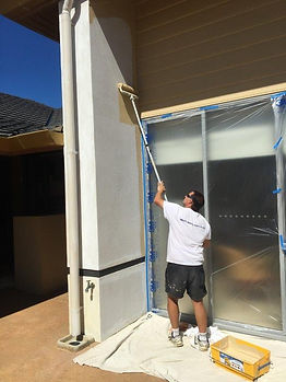 Dave Dibble Registered Painting Contractor Geraldton
