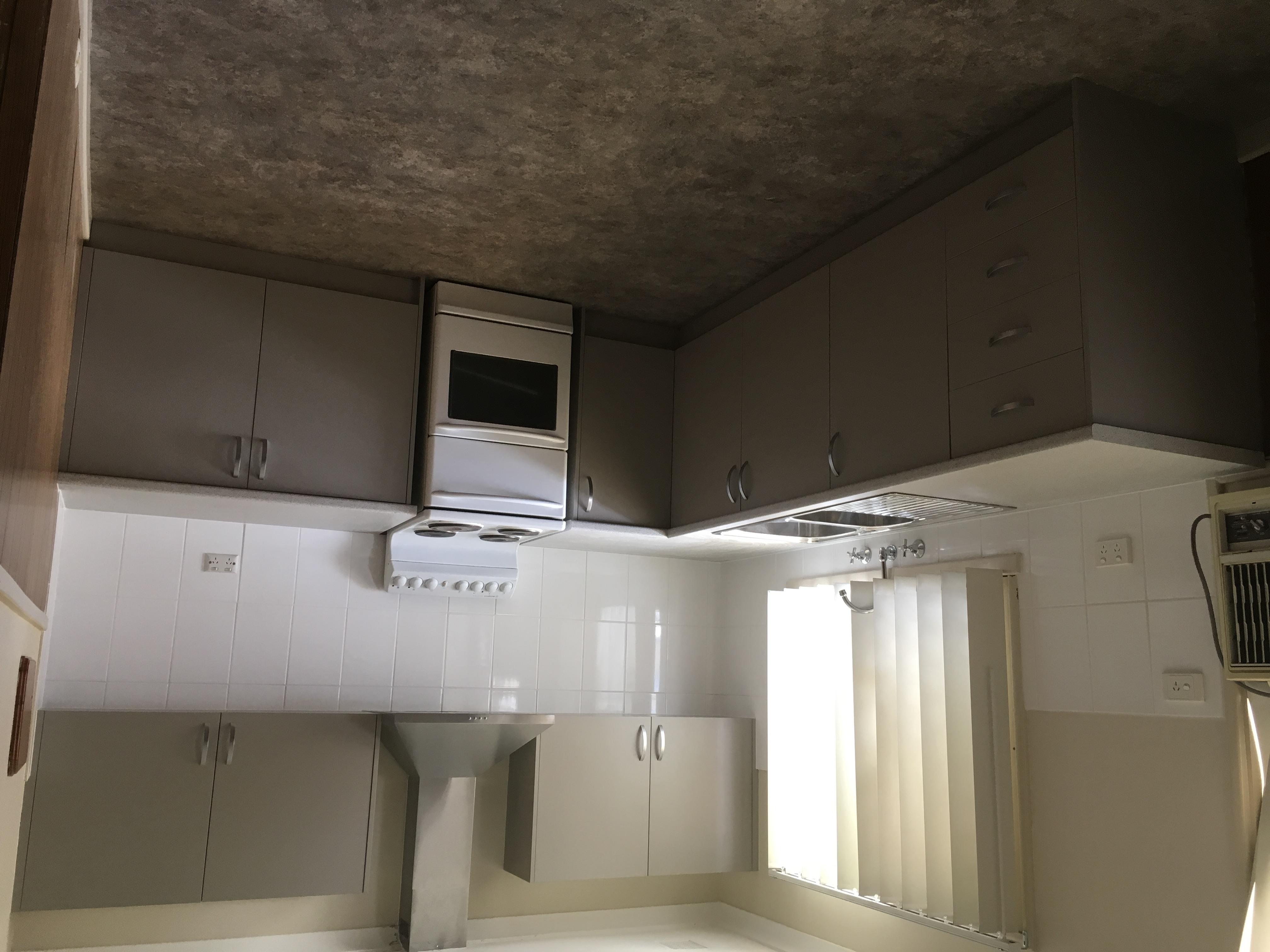 Kitchen renovation, cabinetry