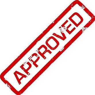 Council building plans approval