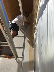 Professional painting of Arcadia Waters Geraldton