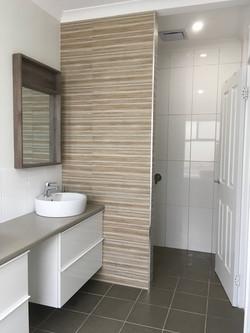 Bathroom & shower renovation