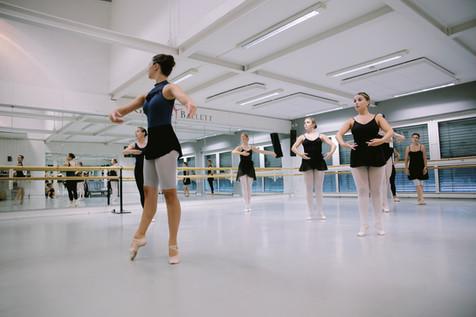 Ballett Erwachsene
