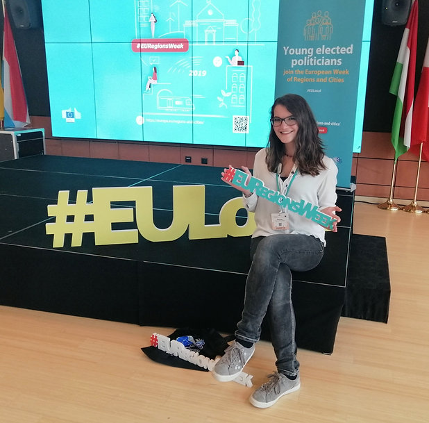 Chiara Kolz Social Media Consultant