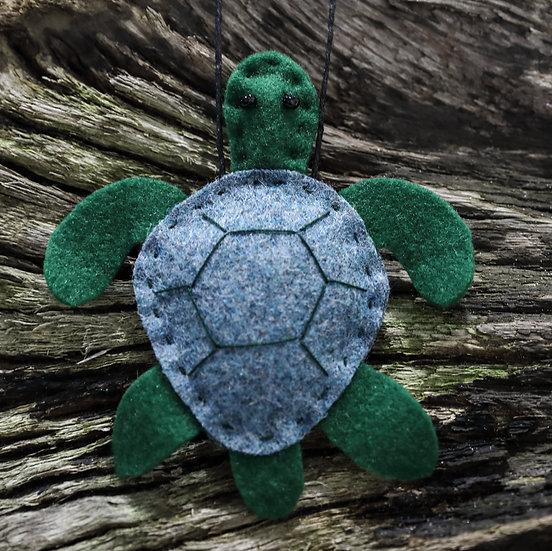Turtle Decoration / Addurn Crwban Môr