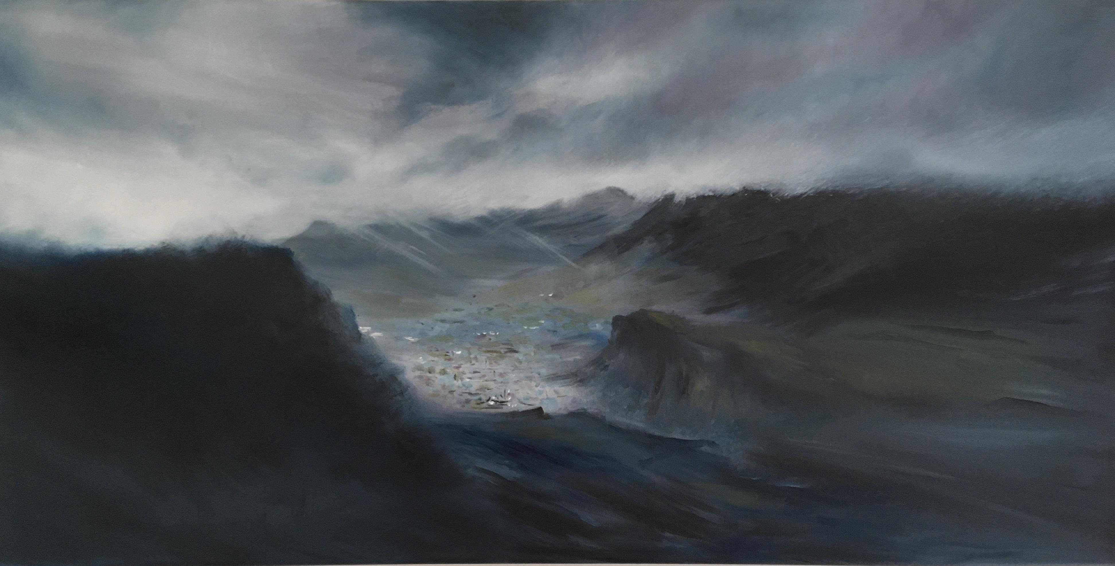 Patricia Aspinall - Painting
