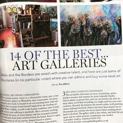 Welsh Coastal Magazine Feature
