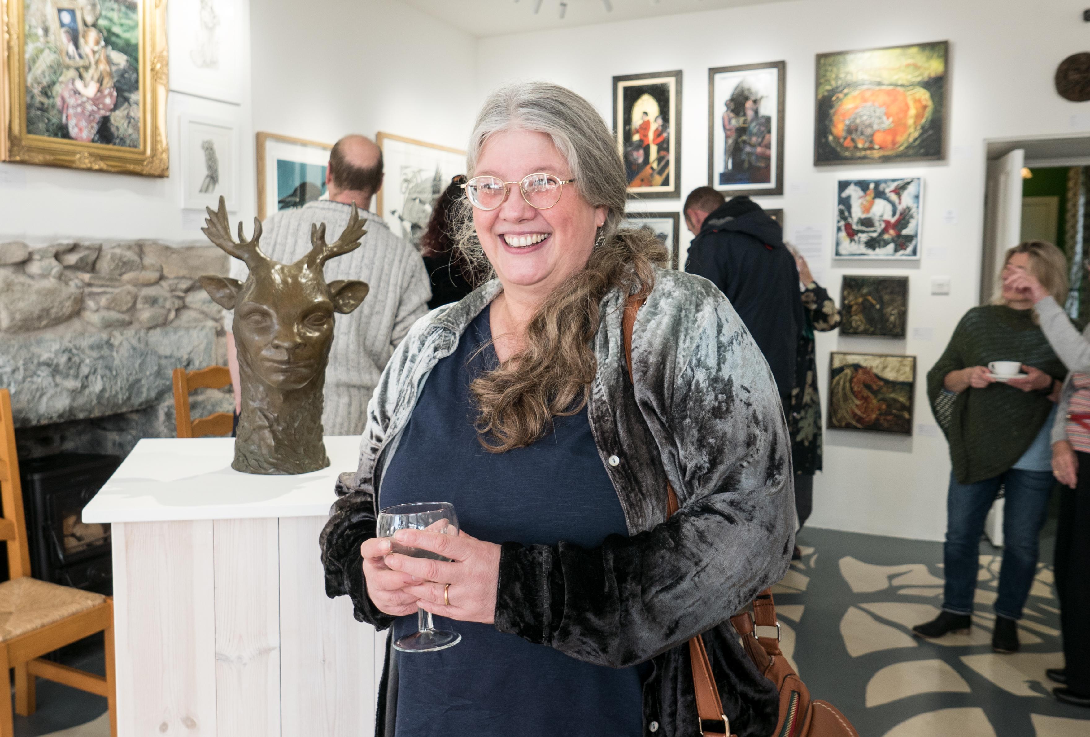 Naomi Bunker - Sculptor