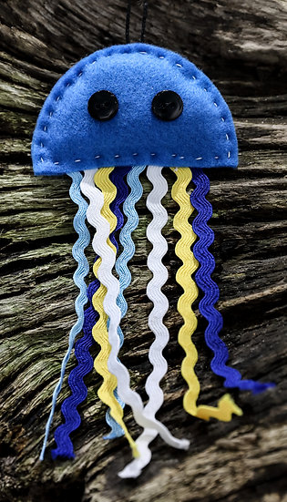 Octopus Decoration / Addurn Octopws