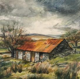 Rusty Roof By Shàn Ellis