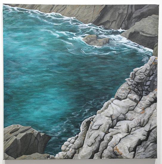 Aquamarine / Glas y môr