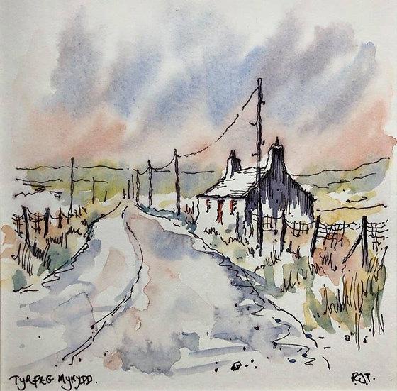 SOLD - Turpeg Mynydd I