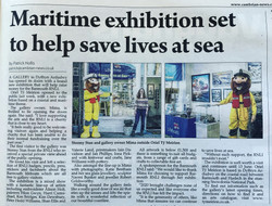 New article in Cambrian News
