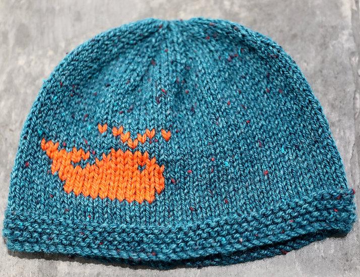 Whale Hat / Het Morfil