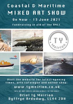 RNLI Coastal & Maritime Poster