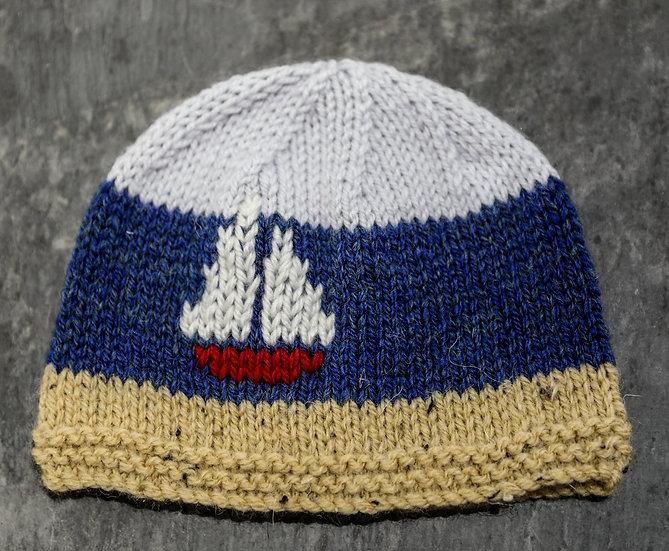 Sailing Hat / Het Hwylio