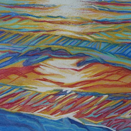 Sea Shapes / Ffurfiau'r Môr