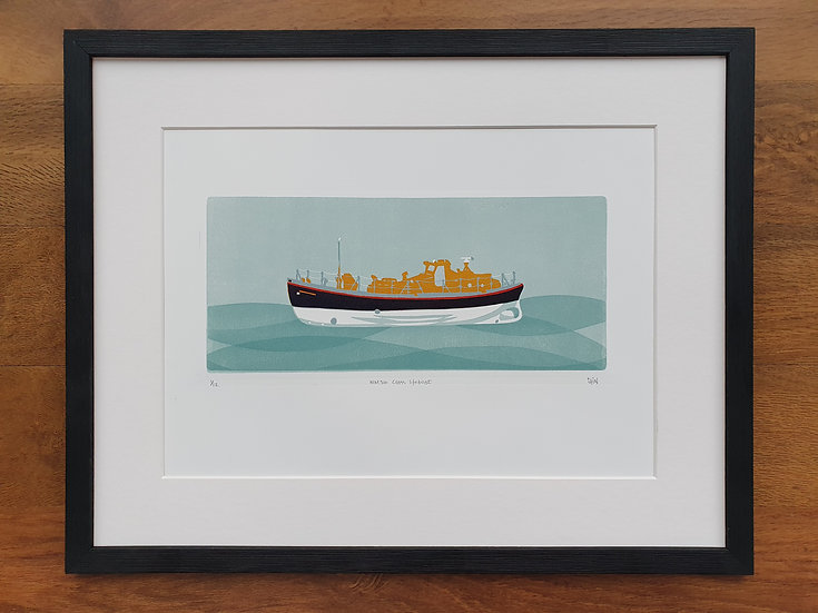 Watson Class Lifeboat / Bad achub Dosbarth Watson