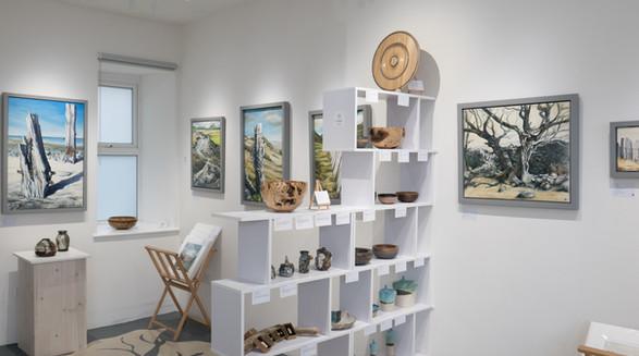 Exhibition with Shàn Ellis