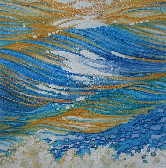 Blue Wave / Ton Las