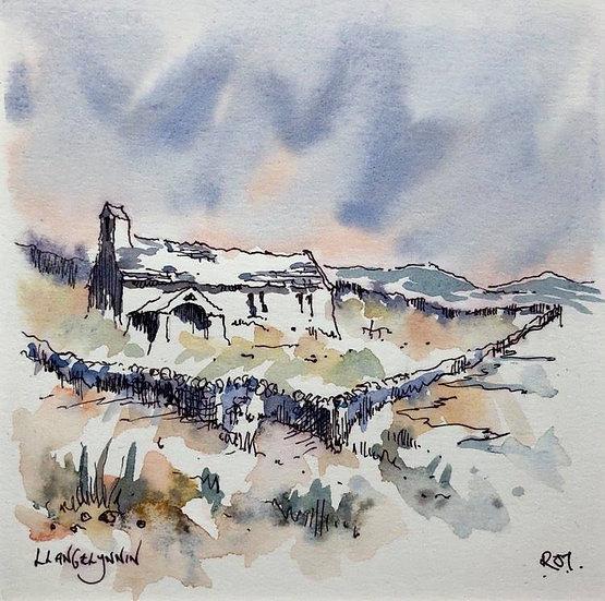 Llangelynnin, Pilgrim's Way / Llwybr y Pererinion