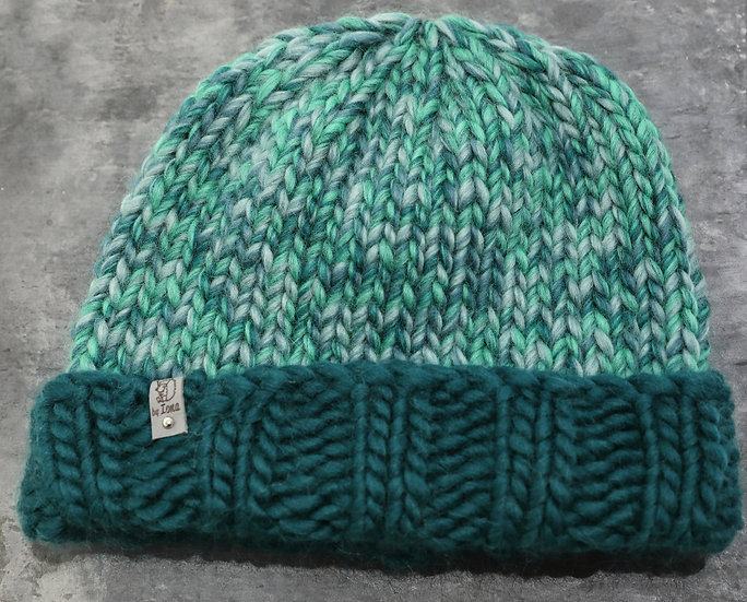 Adult Hat – Green / Het Oedolion – Gwyrdd