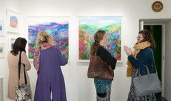 Helfa Gelf Exhibition Launch