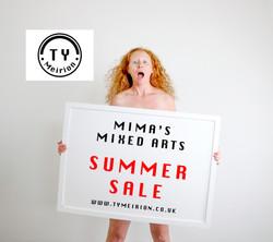 Summer Sale Announcement