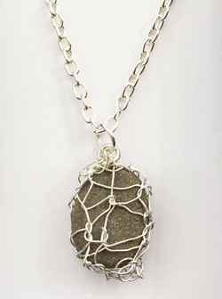 Tanya Hardman - Pebble necklace