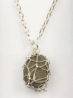 Tanya Hardman - Pebble necklace