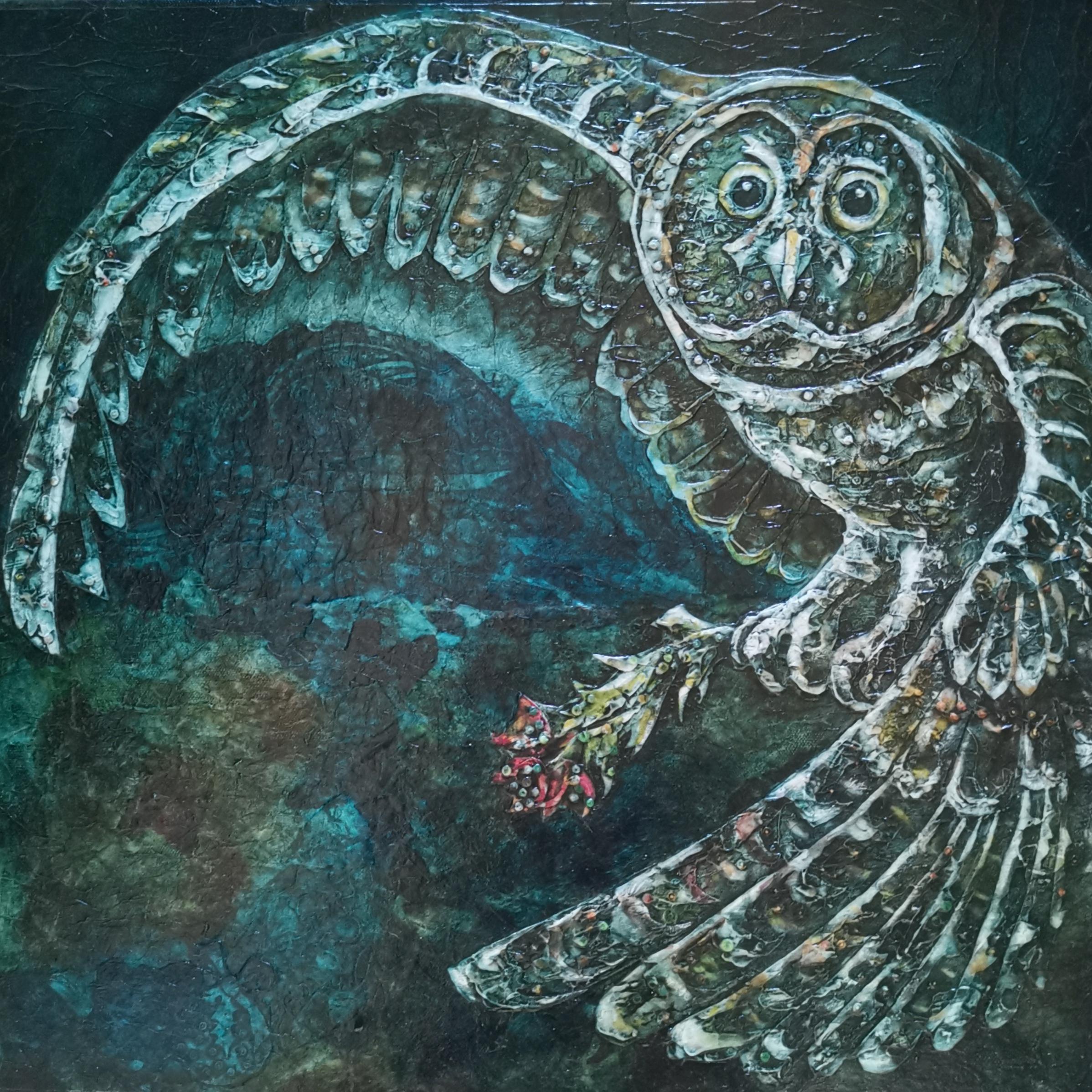 Judith Harrison - Blodeuwedd - SOLD