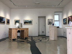 Peter Hedd Williams' exhibition