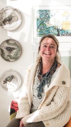 Jane Williams - Ceramic artist