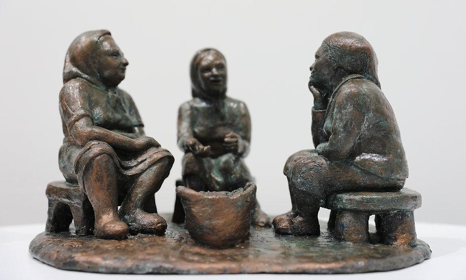The Fisherman's Wives / Gwragedd y Pysgotwyr