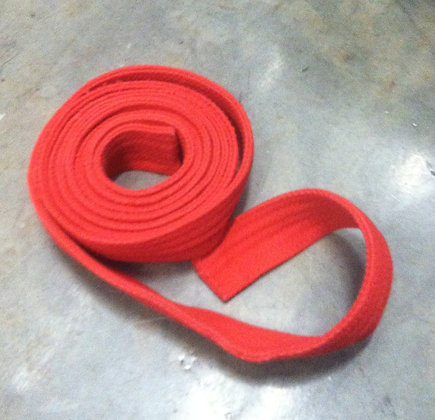 Red SAMBO Belt  Red or Blue
