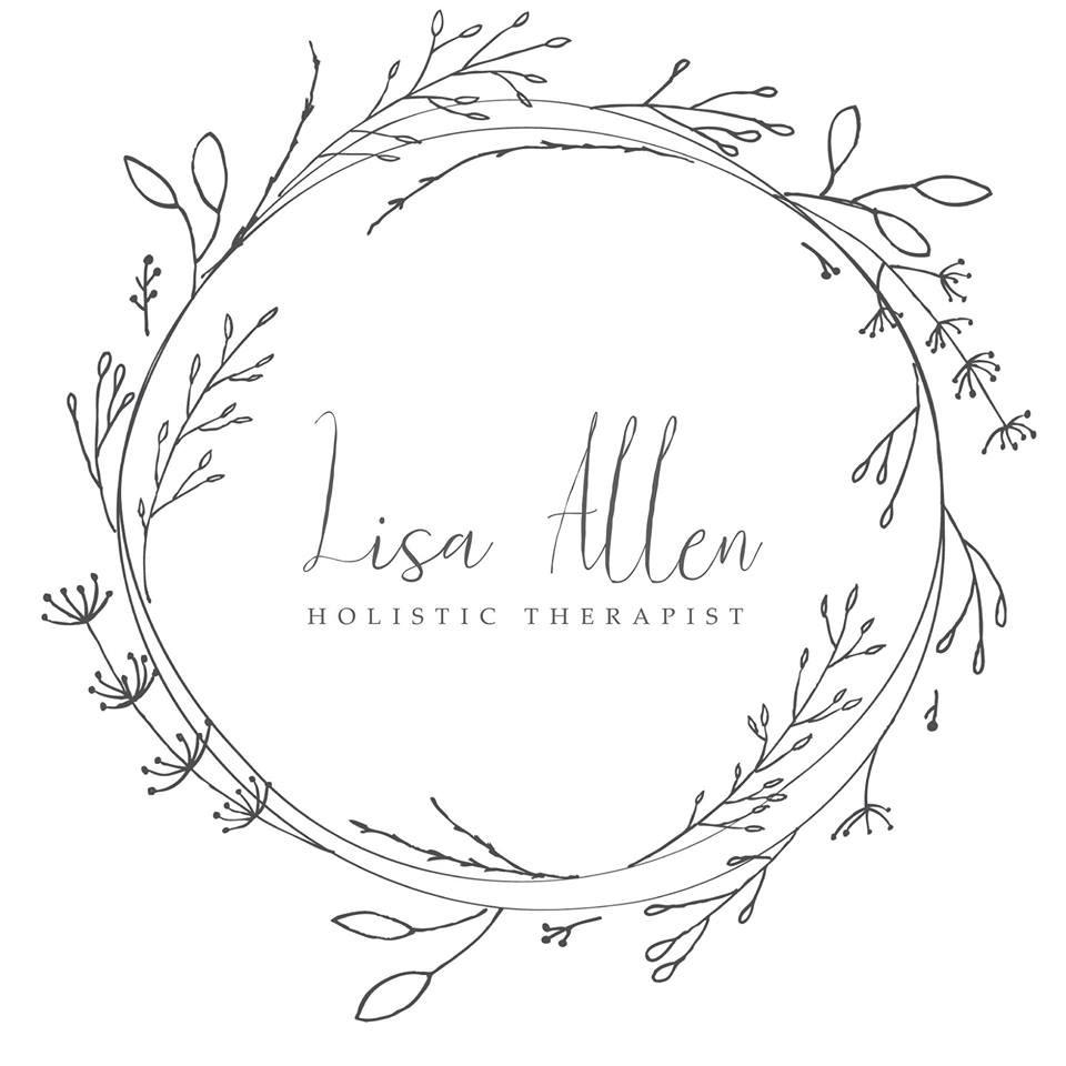 Lisa Allen Holistic Therapist logo