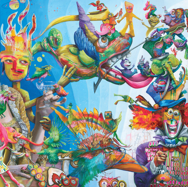 Harlequins Carnival