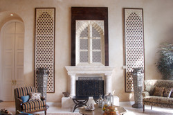 moroccan panels