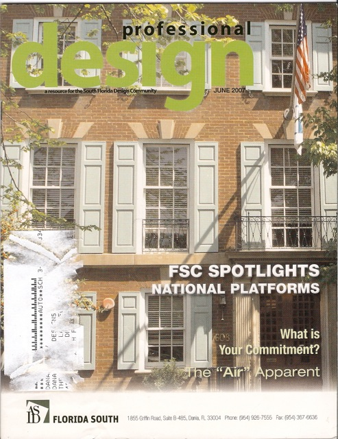 Professional Design Magazine