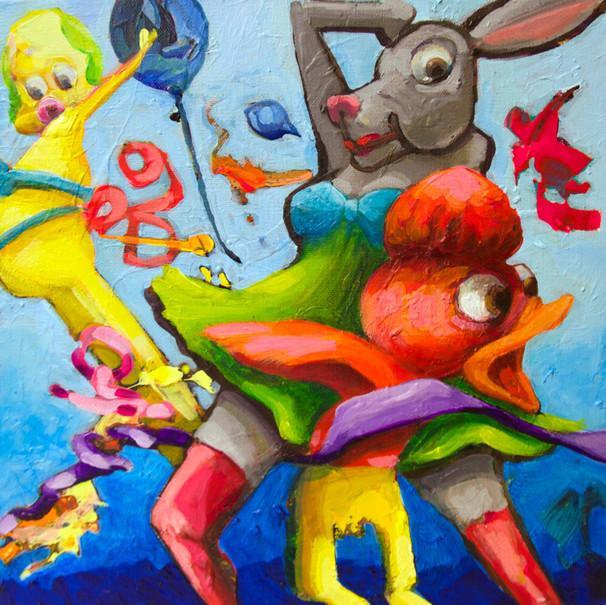 Bad Burlesque Bunny