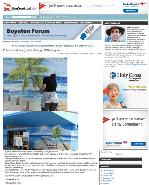 Boynton Forum