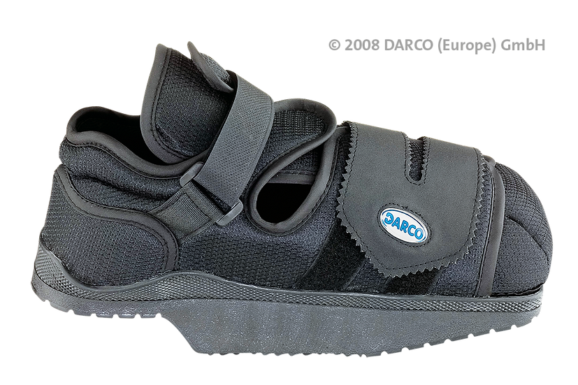 HEELWEDGE ( Zapato de descarga del talón)