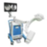 Fm control equipos portatiles de rayos x fluoroscopia portatil Xiscan 4400